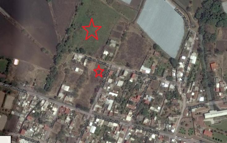 Foto de terreno habitacional en venta en  , el platanal, jacona, michoacán de ocampo, 2633499 No. 03