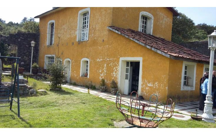 Foto de casa en venta en  , el portezuelo, mineral del monte, hidalgo, 1598438 No. 01