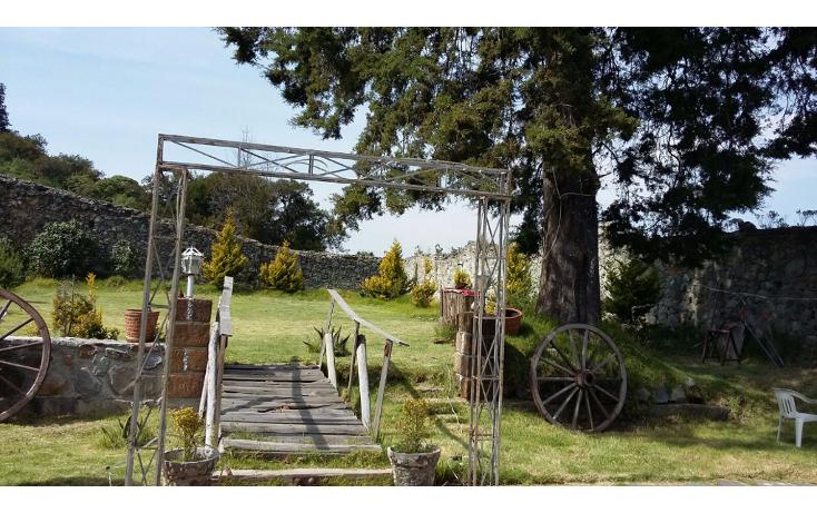 Foto de casa en venta en  , el portezuelo, mineral del monte, hidalgo, 1598438 No. 10
