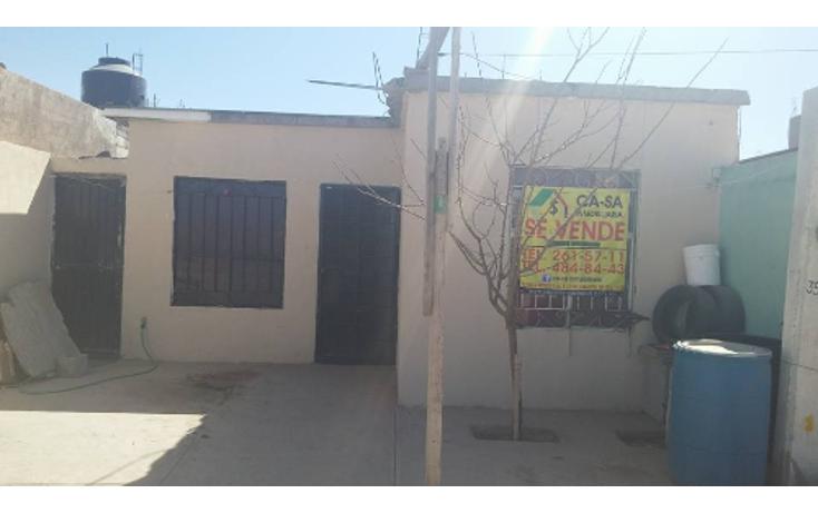 Foto de casa en venta en  , el porvenir iii, chihuahua, chihuahua, 1659200 No. 01