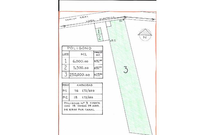 Foto de terreno habitacional en venta en  , el porvenir, los ramones, nuevo león, 1720106 No. 01