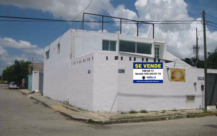 Foto de casa en venta en  , el porvenir, m?rida, yucat?n, 1238481 No. 01