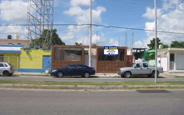 Foto de local en renta en  , el porvenir, mérida, yucatán, 1414825 No. 01