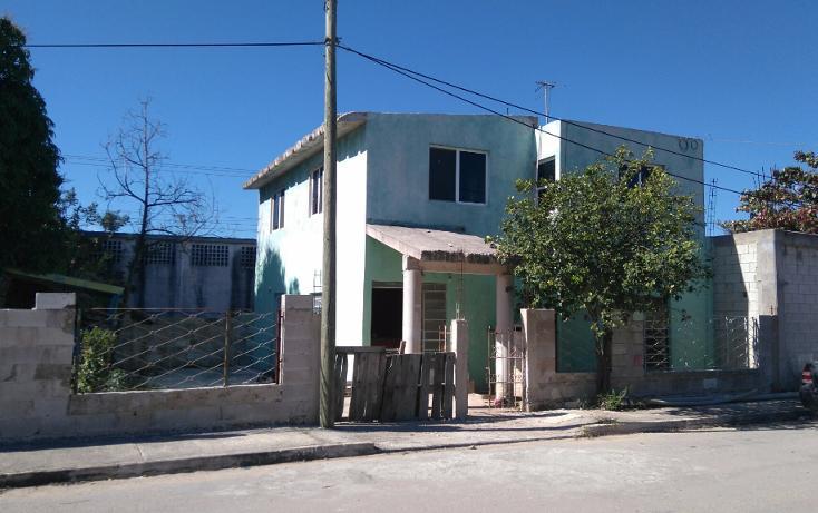 Foto de casa en venta en, el porvenir, mérida, yucatán, 1640002 no 01