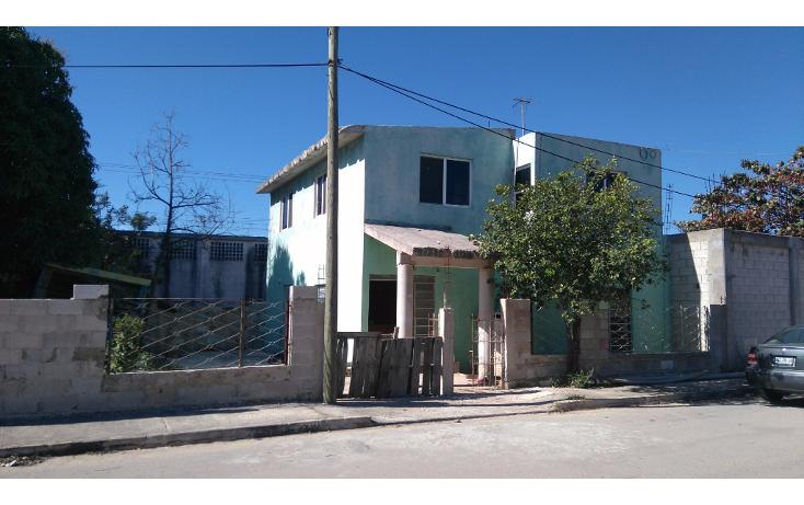 Foto de casa en venta en  , el porvenir, mérida, yucatán, 1640002 No. 01