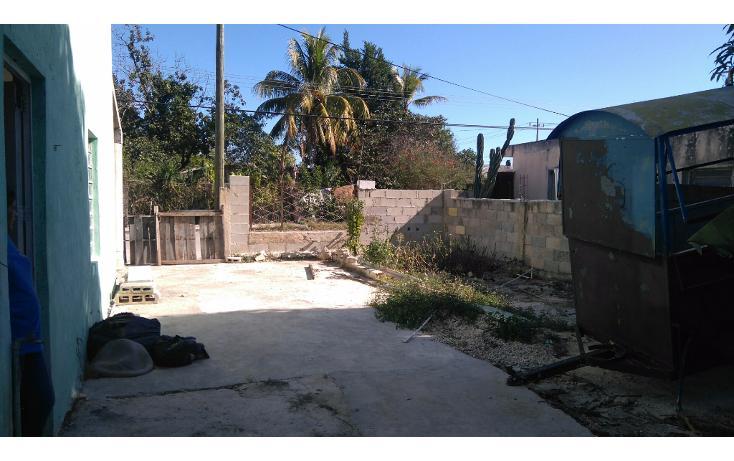 Foto de casa en venta en  , el porvenir, mérida, yucatán, 1640002 No. 24