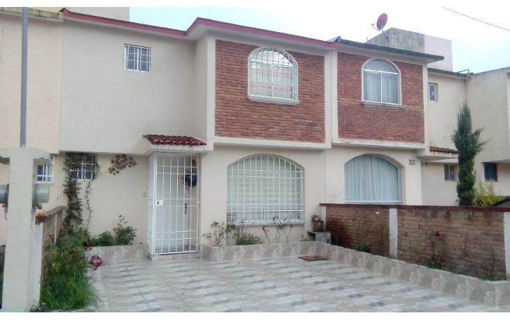Foto de casa en venta en  , el porvenir, zinacantepec, méxico, 1373397 No. 01