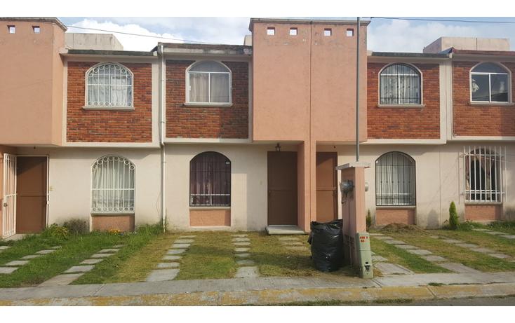 Foto de casa en venta en  , el porvenir, zinacantepec, m?xico, 720579 No. 01