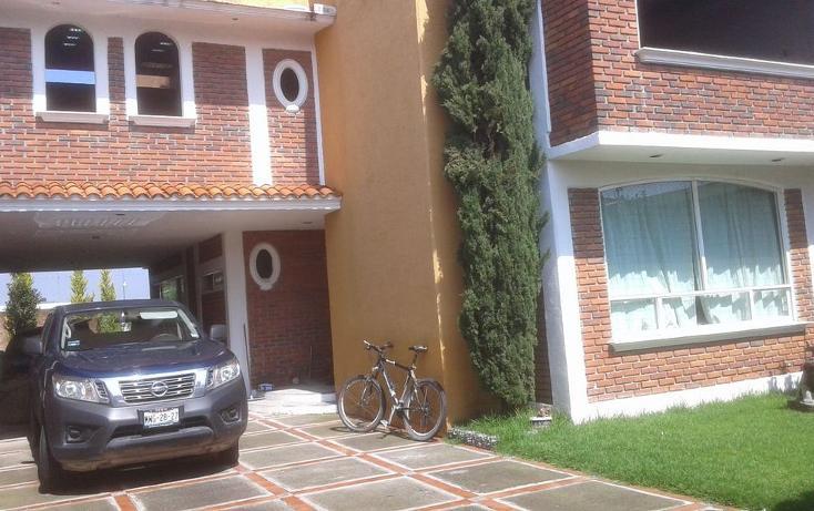 Foto de casa en venta en  , el potrero barbosa, zinacantepec, méxico, 2629111 No. 01