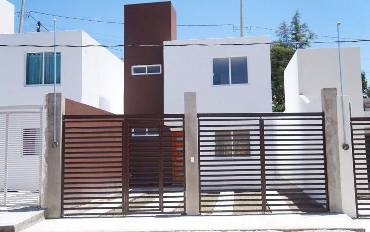Foto de casa en venta en  , el potrero, tlaxcala, tlaxcala, 1451043 No. 01