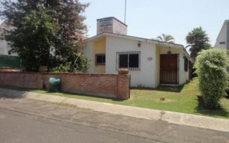 Foto de casa en venta en, el potrero, yautepec, morelos, 1540764 no 01