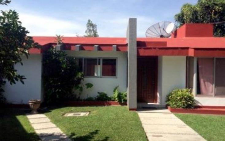 Foto de casa en venta en, el potrero, yautepec, morelos, 1576430 no 01