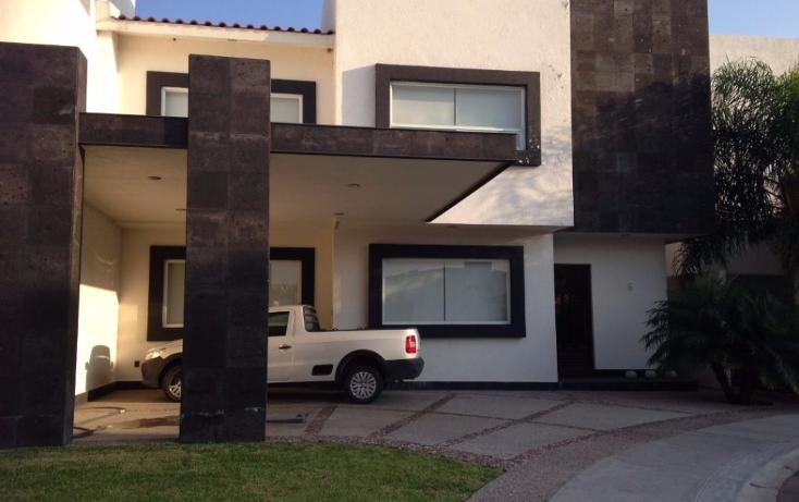 Foto de casa en venta en  , el prado residencial, corregidora, querétaro, 1328311 No. 01