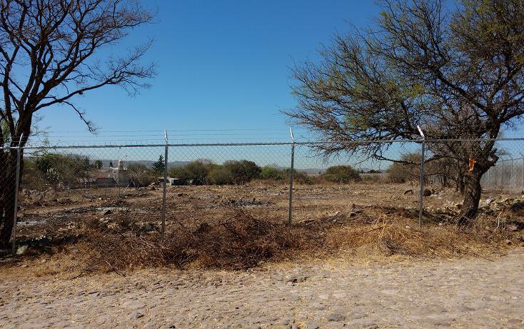 Foto de terreno habitacional en venta en  , el progreso, corregidora, querétaro, 1284427 No. 01