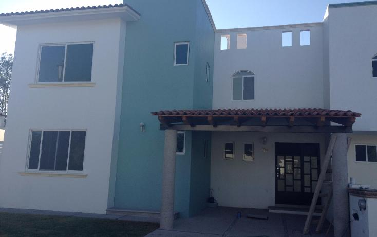 Foto de casa en venta en  , el pueblito centro, corregidora, querétaro, 1091251 No. 01