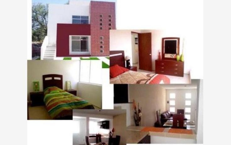 Foto de departamento en venta en  , el pueblito centro, corregidora, querétaro, 1159837 No. 01