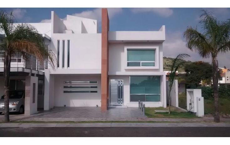 Foto de casa en venta en  , el pueblito centro, corregidora, quer?taro, 1213705 No. 01
