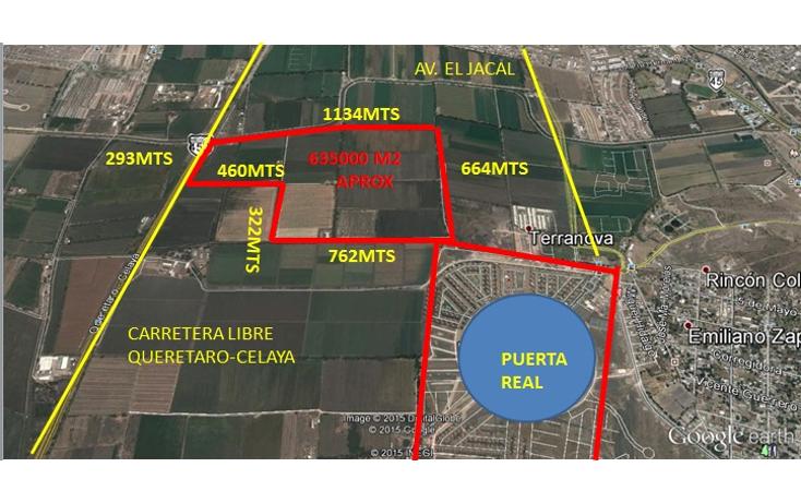 Foto de terreno habitacional en venta en  , el pueblito centro, corregidora, querétaro, 1242551 No. 10