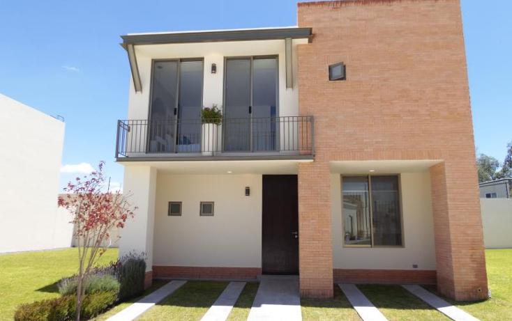 Foto de casa en venta en  , el pueblito centro, corregidora, querétaro, 1355229 No. 01