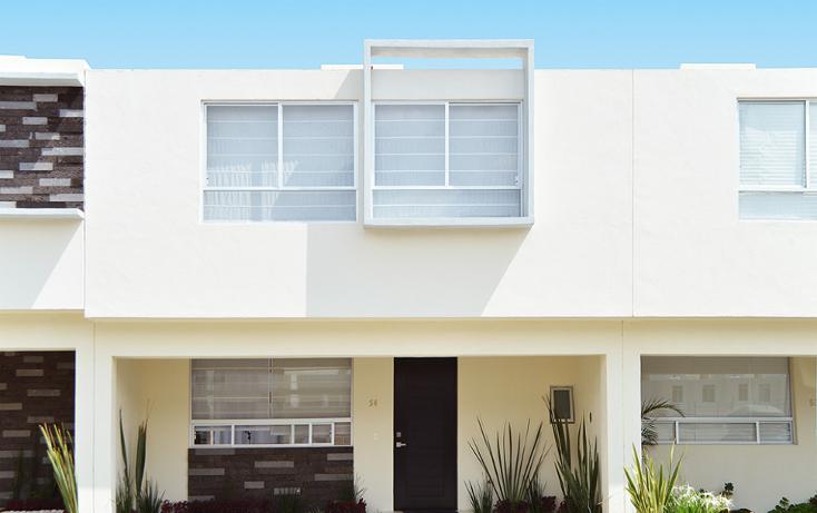Foto de casa en venta en  , el pueblito centro, corregidora, quer?taro, 1392419 No. 01