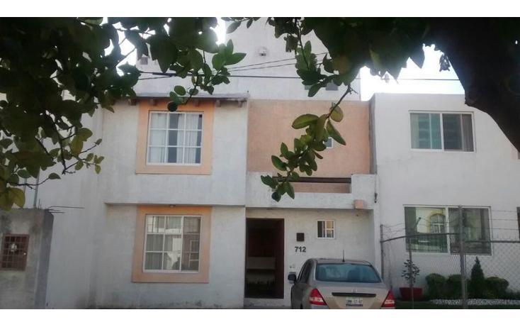 Foto de casa en venta en  , el pueblito centro, corregidora, querétaro, 1452001 No. 01