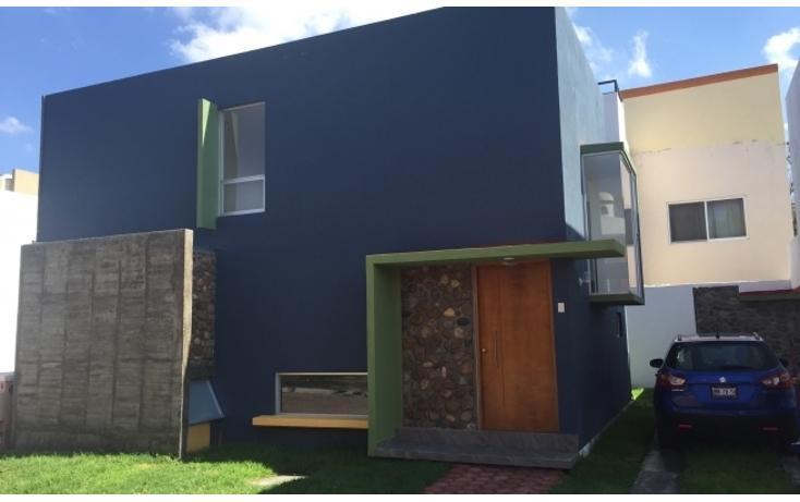 Foto de casa en venta en  , el pueblito centro, corregidora, querétaro, 1523695 No. 01