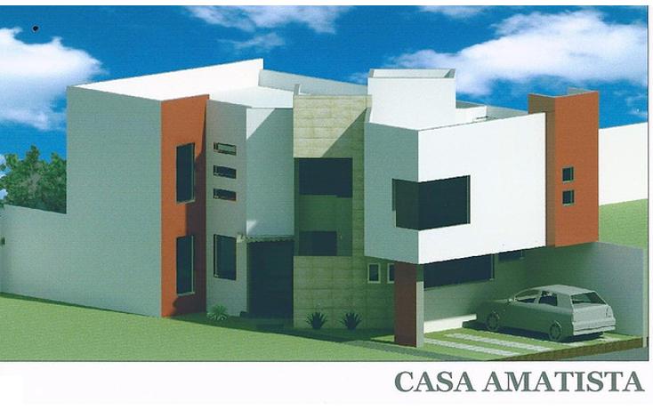 Foto de casa en venta en  , el pueblito centro, corregidora, querétaro, 1699662 No. 01