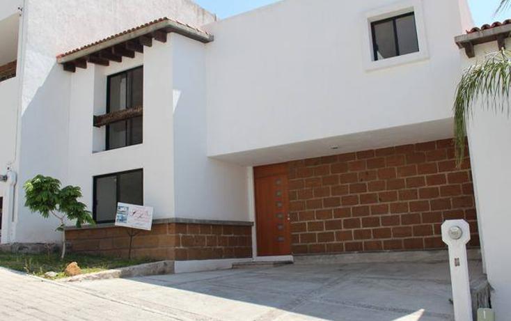 Foto de casa en venta en  , el pueblito centro, corregidora, querétaro, 1873414 No. 01
