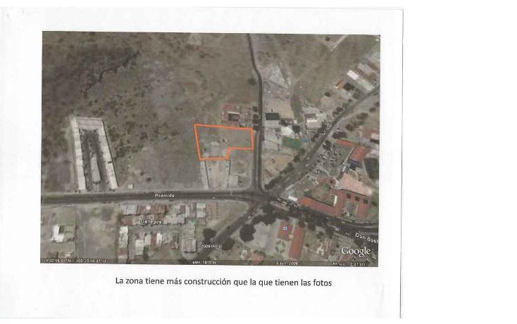 Foto de terreno comercial en venta en  , el pueblito centro, corregidora, querétaro, 1966487 No. 01