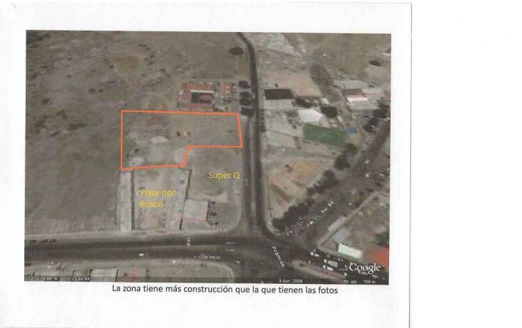 Foto de terreno habitacional en venta en, el pueblito centro, corregidora, querétaro, 1966487 no 02
