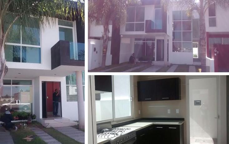 Foto de casa en venta en  , el pueblito centro, corregidora, querétaro, 893667 No. 01