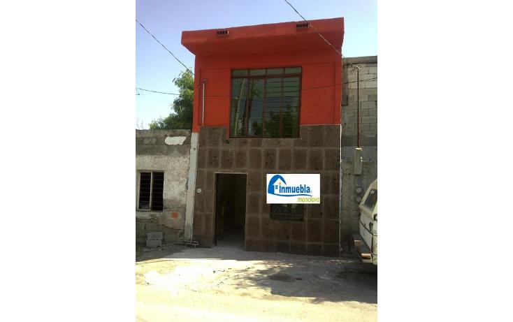Foto de casa en renta en  , el pueblo, monclova, coahuila de zaragoza, 1123457 No. 01
