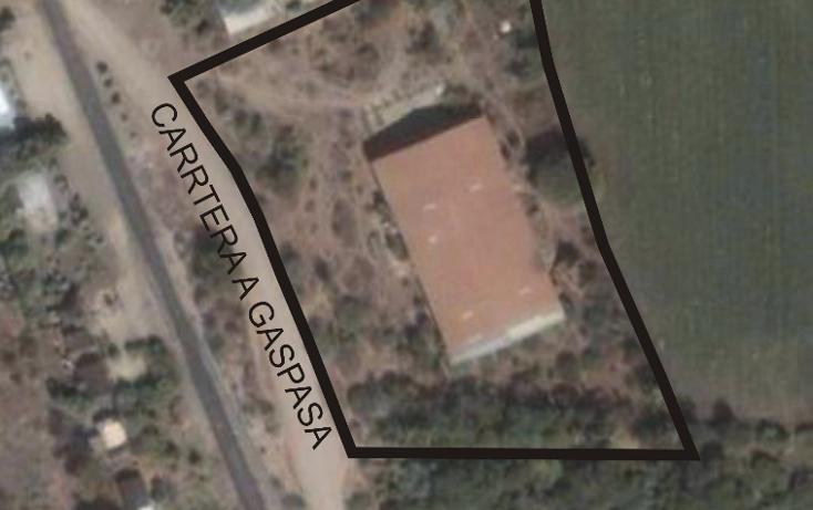 Foto de terreno comercial en venta en  , el quemadito, culiac?n, sinaloa, 1073683 No. 02