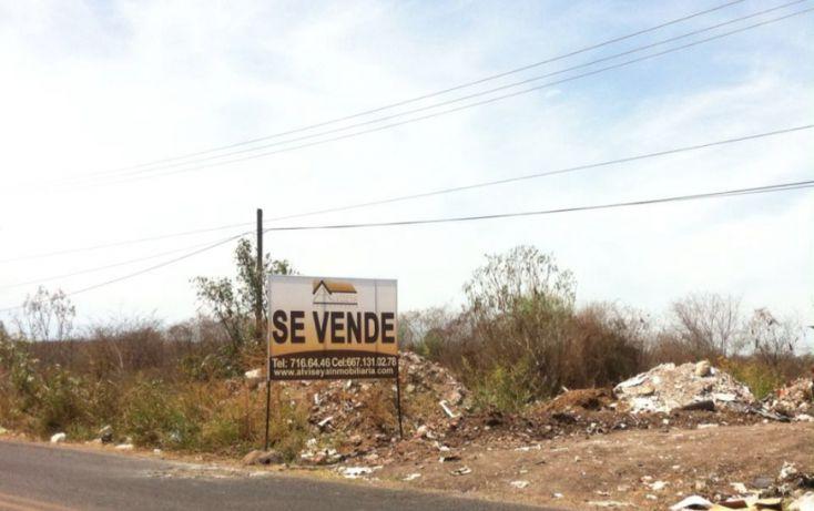 Foto de terreno habitacional en venta en, el ranchito, culiacán, sinaloa, 1784008 no 01