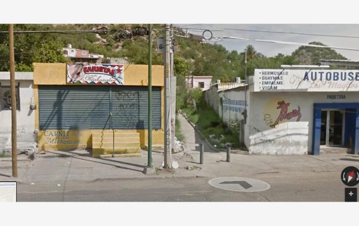 Foto de local en venta en  , el ranchito, hermosillo, sonora, 964403 No. 01