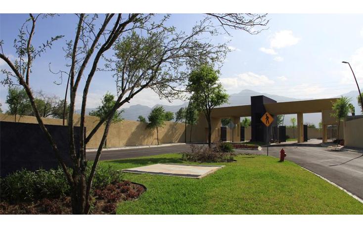Foto de terreno habitacional en venta en  , el ranchito, santiago, nuevo león, 1096061 No. 01