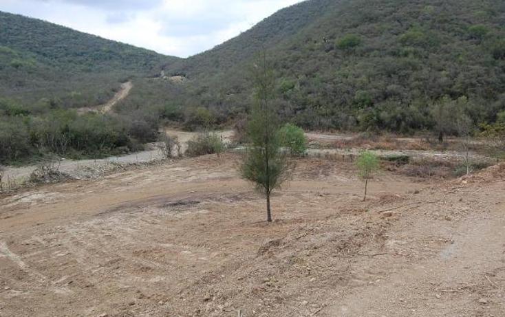 Foto de terreno habitacional en venta en  , el ranchito, santiago, nuevo león, 1109989 No. 01