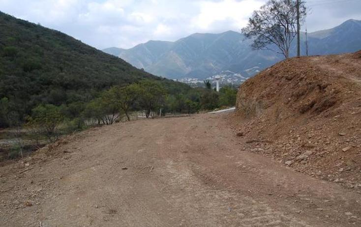 Foto de terreno habitacional en venta en  , el ranchito, santiago, nuevo león, 1109989 No. 02