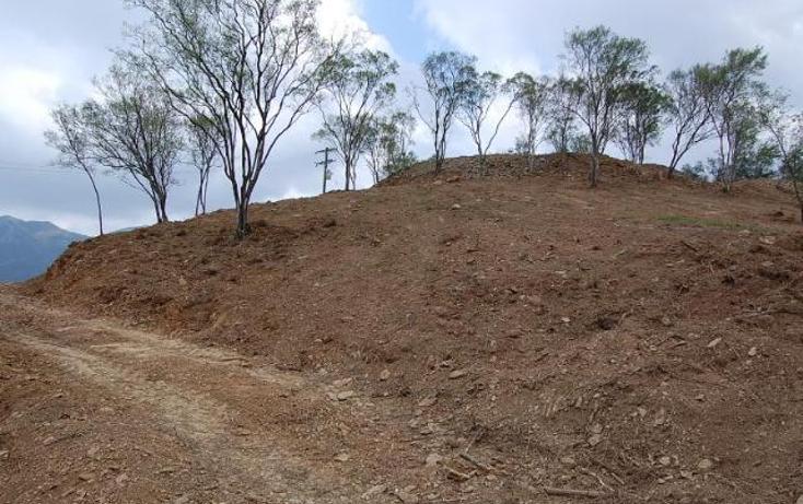 Foto de terreno habitacional en venta en  , el ranchito, santiago, nuevo león, 1109989 No. 03
