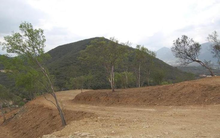 Foto de terreno habitacional en venta en  , el ranchito, santiago, nuevo león, 1109989 No. 13