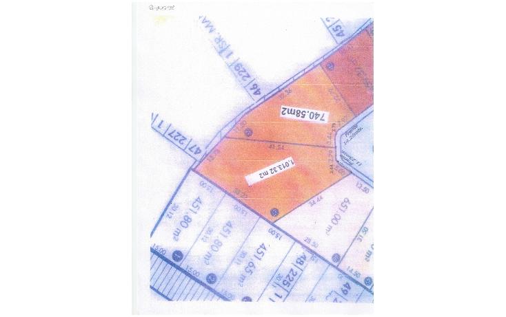 Foto de terreno habitacional en venta en  , el ranchito, santiago, nuevo león, 1260383 No. 01