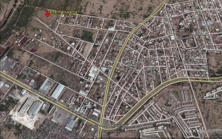 Foto de terreno habitacional en venta en  , el ranchito, torreón, coahuila de zaragoza, 960345 No. 02