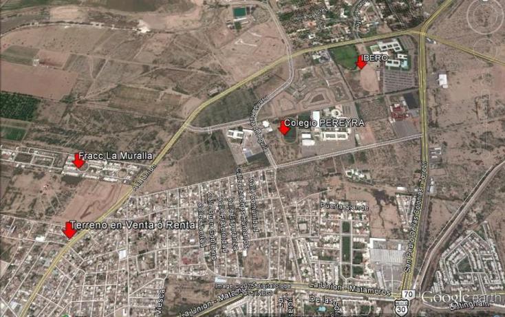 Foto de terreno comercial en venta en  , el ranchito, torreón, coahuila de zaragoza, 998183 No. 05
