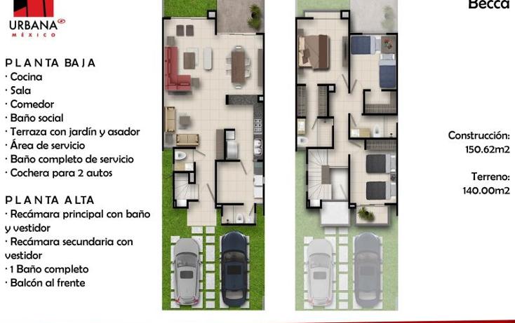 Foto de casa en venta en  1, residencial el refugio, querétaro, querétaro, 2813399 No. 07