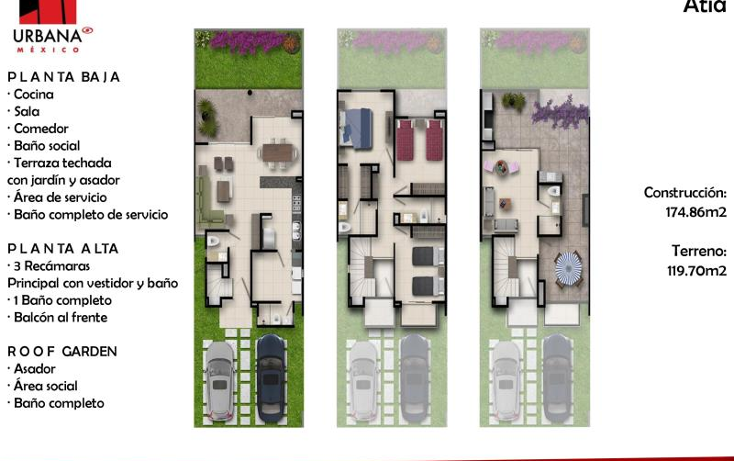 Foto de casa en venta en  1, residencial el refugio, querétaro, querétaro, 2813399 No. 09