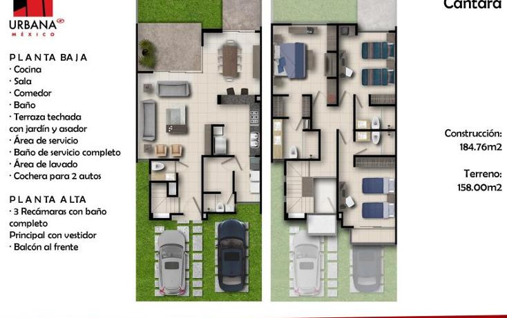 Foto de casa en venta en  1, residencial el refugio, querétaro, querétaro, 2813399 No. 10