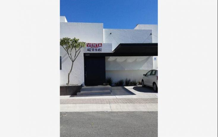 Foto de casa en venta en el refugio 1, residencial el refugio, querétaro, querétaro, 619805 no 01