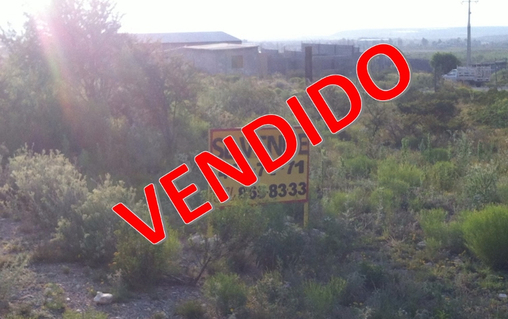 Foto de terreno habitacional en venta en  , el refugio, arteaga, coahuila de zaragoza, 1446609 No. 01
