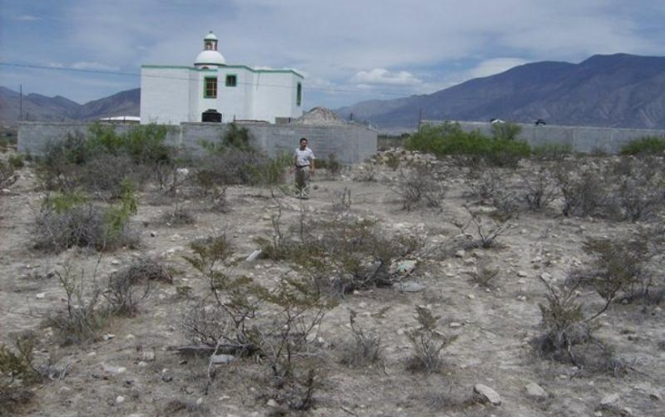 Foto de terreno habitacional en venta en  , el refugio, arteaga, coahuila de zaragoza, 416086 No. 01