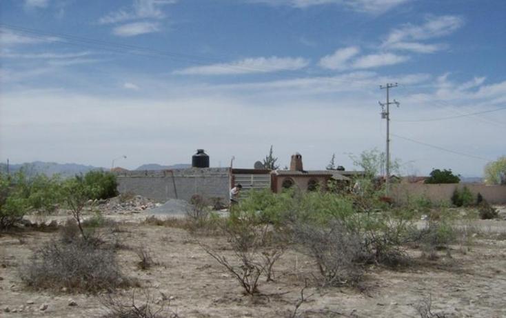Foto de terreno habitacional en venta en  , el refugio, arteaga, coahuila de zaragoza, 416086 No. 04